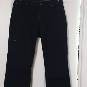 The Limited black jean pant